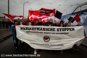 Antifa-Block