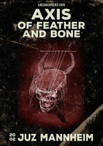Axis / Of Feather And Bone / City Keys