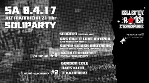 Soli-Party: Perspektive statt Alternative
