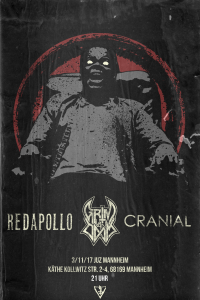 Grimm Van Doom +Red Apollo+Crainial