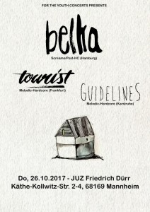 Belka / tourist. / Guidelines