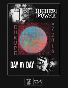 Konzert: Higher Power + Day by Day