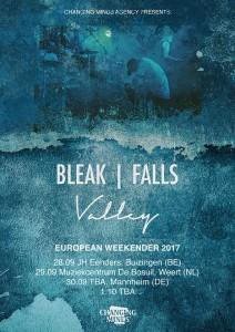 Bleak Falls + Valley+Kiterunner