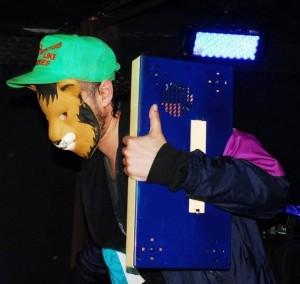 Live electro: Logosamphia & Hassan K (NL/FR) + TBC