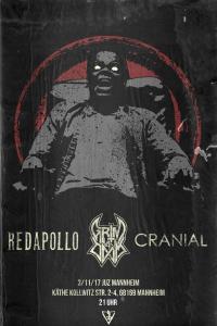 Grimm Van Doom +Red Apollo+Crainial