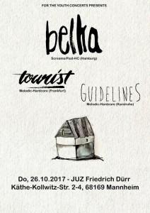 Belka / tourist. / Guidelines