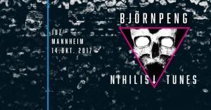 Konzert und Party mit Björn Peng