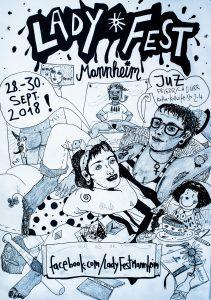 Lady*Fest Mannheim 2018