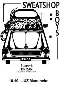 Sweatshopboys & Zik Zak