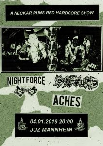 Night Force / Exposure / Aches