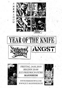 Year of the Knife / xServitudex / Angst