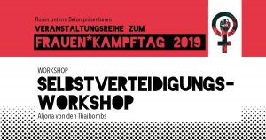 Selbstverteidigungs-Workshop (FLTI* only)