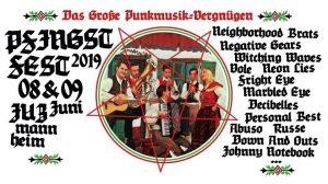 Pfingstfest 2019 – Punk & Hardcore Festival