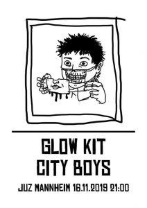 GLOW KIT | City BOYS im Juz-Mannheim