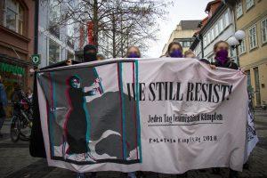 PARTY // Reinfeiern in den Frauen*Kampftag