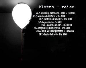 Klotzs // The ARXX